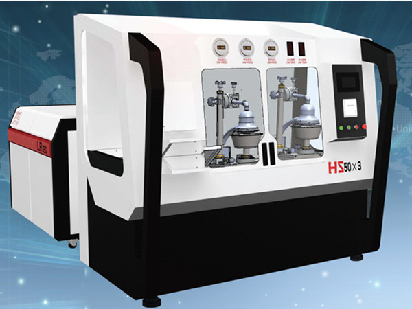 Hot & Cold Pressured Water Testing Machine