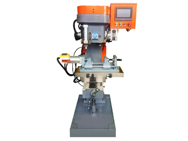 Automatic Two Shaft Machine for Faucets